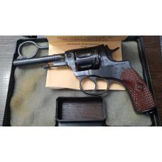 Револьвер газовый  Р-1, кал.9Р.А. (2004г/1945г)