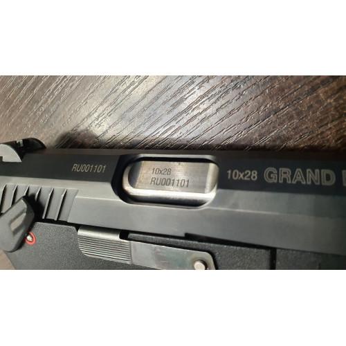 Grand Power T12, кал.10х28, АКБС RU, (2011г.)