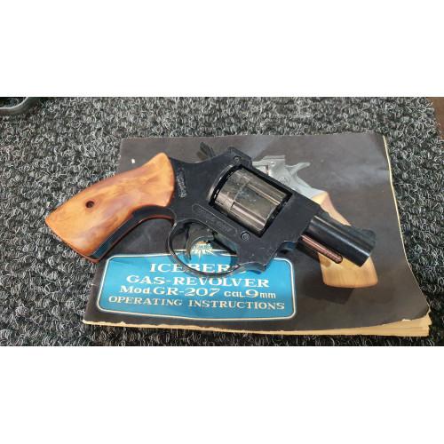 Газ. пистолет Айсберг GR-207, кал.9мм (1994г)