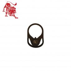 Стальное кольцо с креплением под ремень (ДУГА)