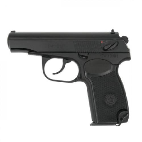 Пистолет  охолощенный ПМ Р-411-01, кал.10ТК