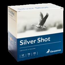 Главпатрон 12/70 №4, 32г Silver Shot
