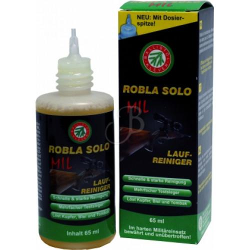 Robla Solo MIL, 65ml - средство для чистки стволов, при сильном загрязнении